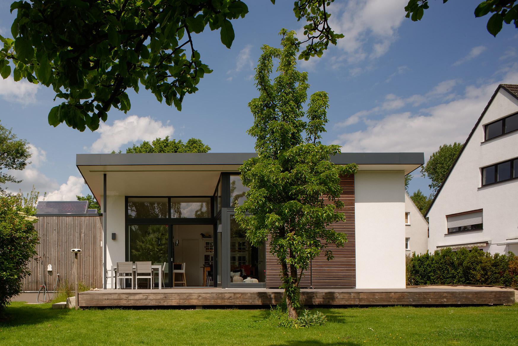 Neubau Wohnhaus Scharbeutz | architektur ++ möbel CATTAU